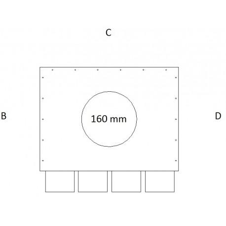 Rozdzielacz modułowy 160